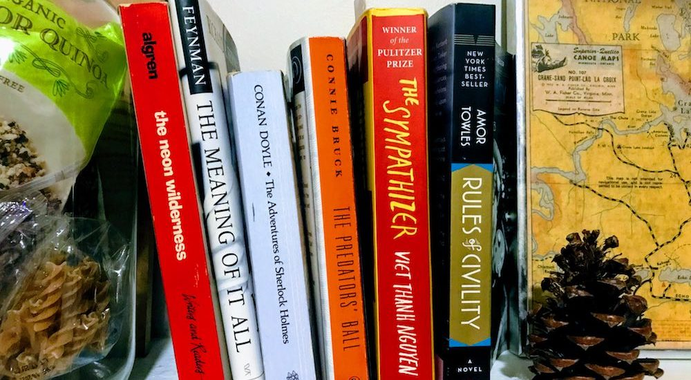Takeaways from books